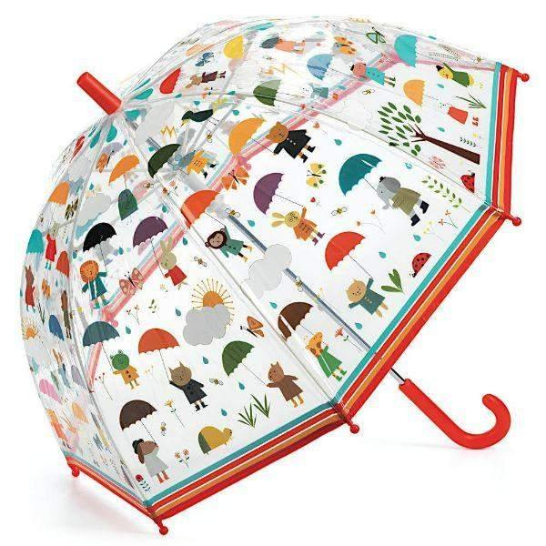 Umbrella - Djeco Children's Umbrella Under The Rain