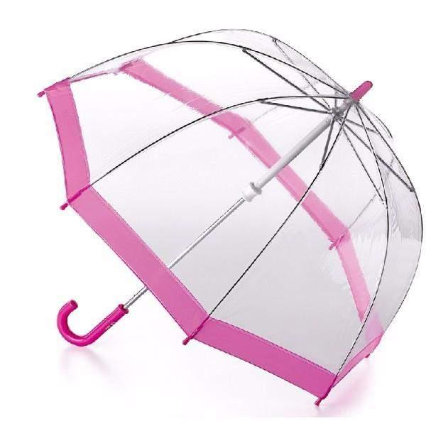 Fulton Kids Clear Umbrella Birdcage - ShoeKid Canada