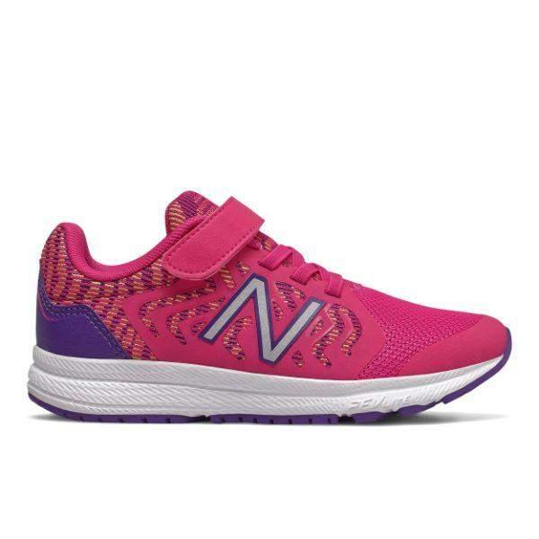 New Balance Kids YT519WP2 Fuel Core Girls Running Shoes