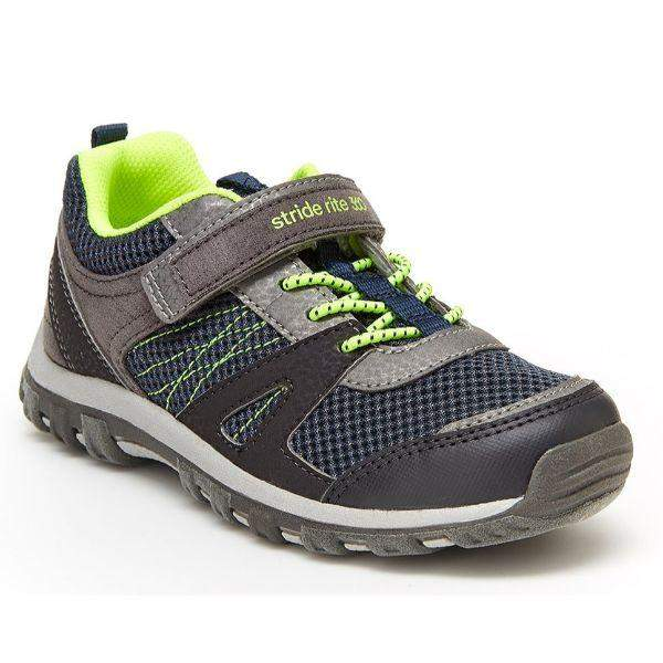 Stride Rite Faris Boys Running Shoes (Machine Washable)