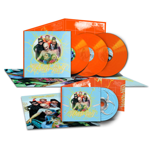 Live At Troxy - Deluxe CD + Triple Coloured 180g Vinyl Bundle