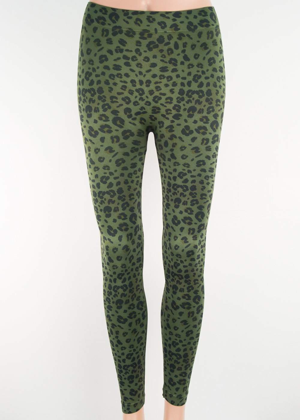 Baby Leopard Long Leggings