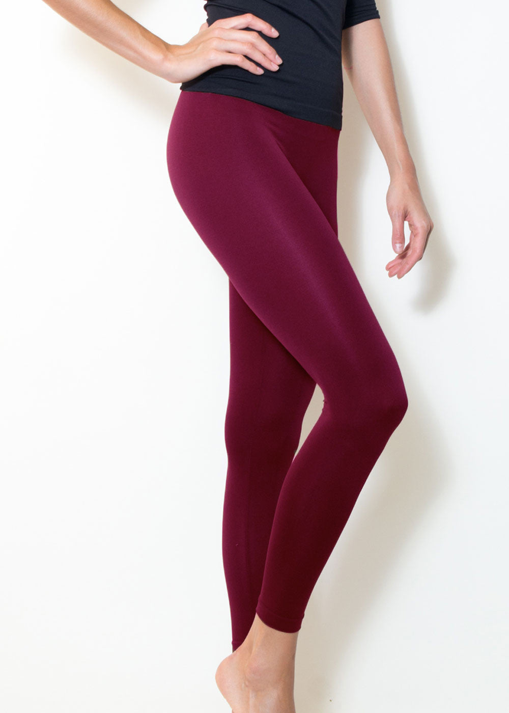 Perfect Seamless Long Leggings - New Colors!