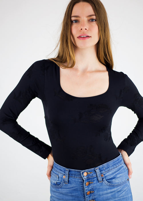 Florence Square Neck Top