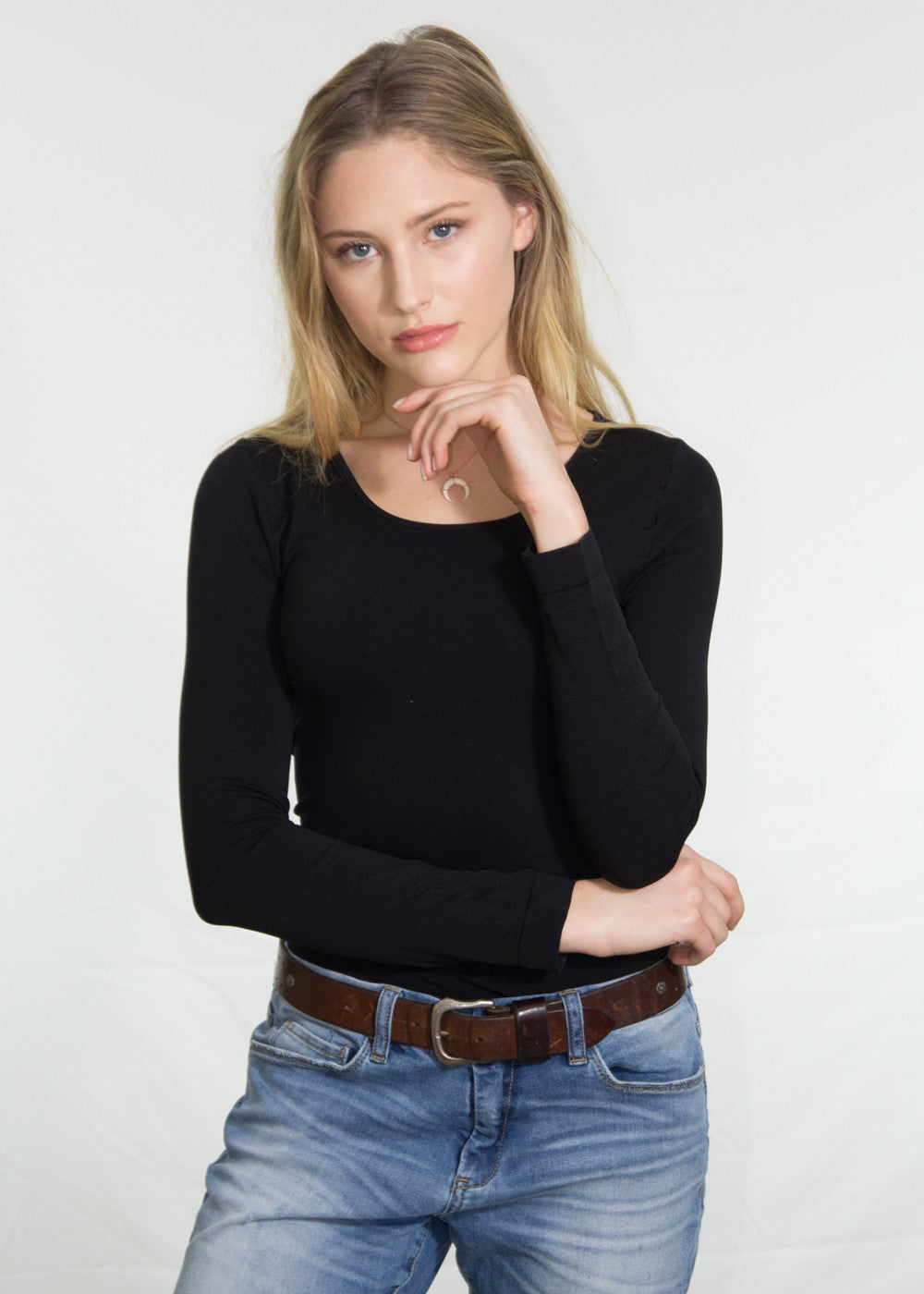 Emma Long Sleeve Top - New Colors!