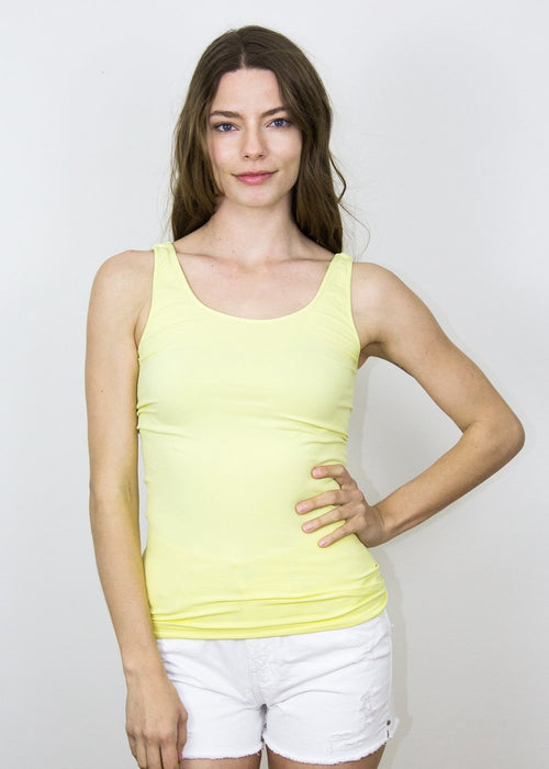 Seamless Tank Top - Select Colors on Sale