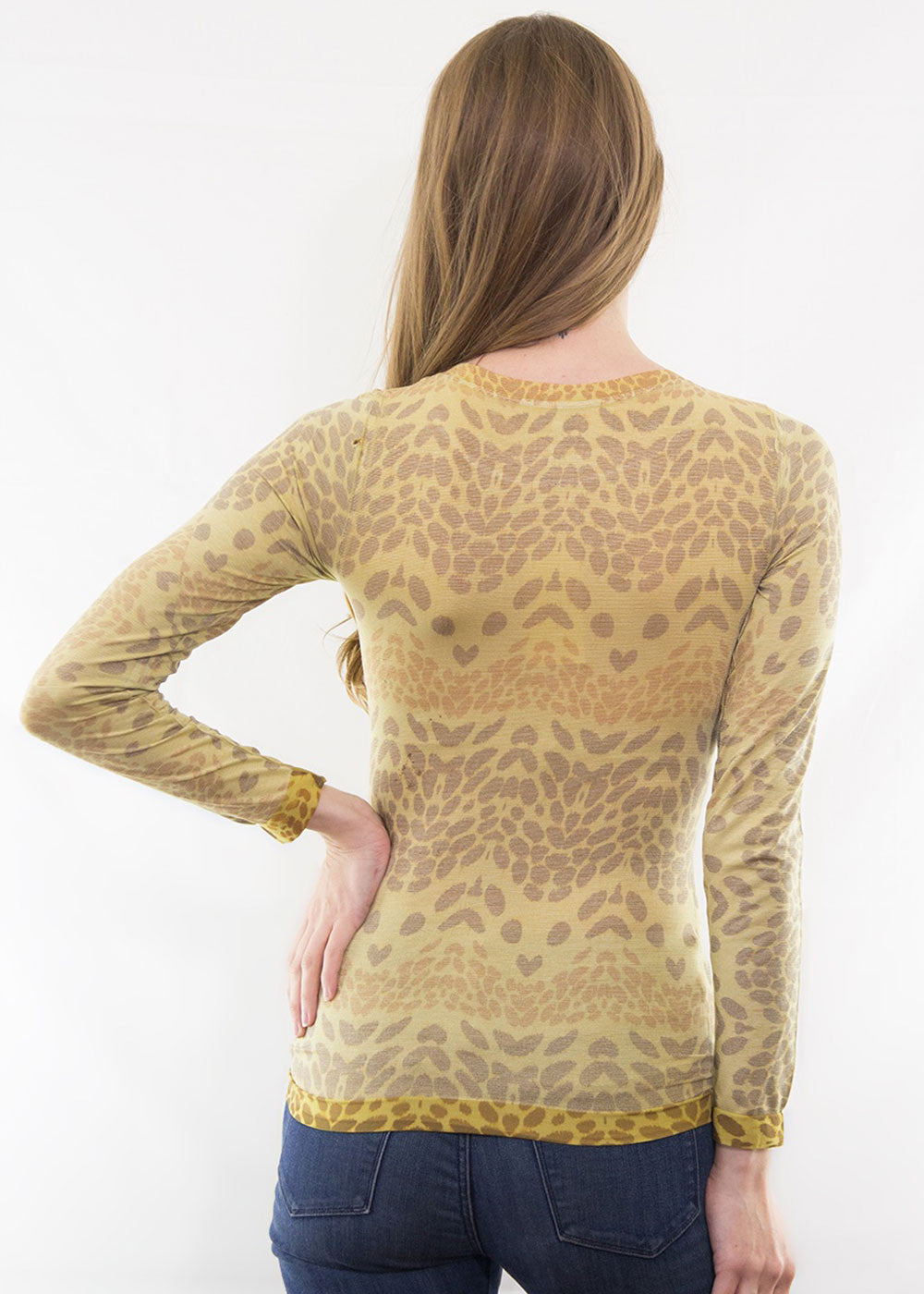 Maria Safari LS Top