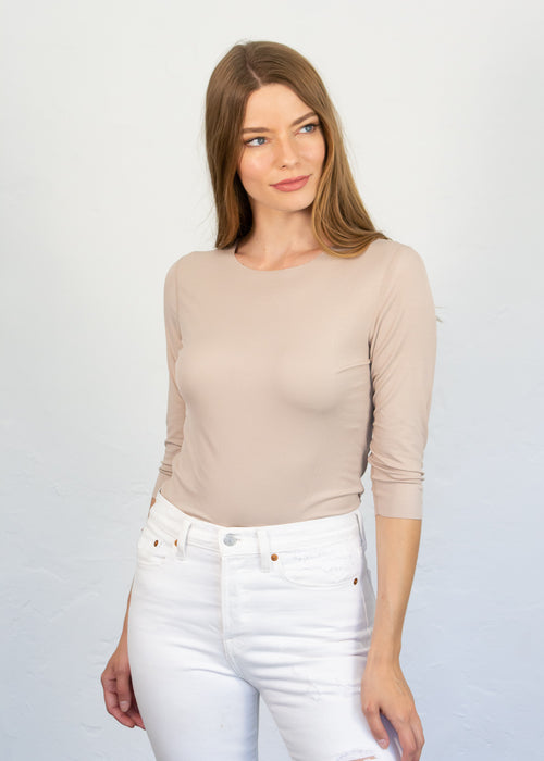 Juliet 3/4 Sleeve Top - New Colors!