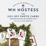EARLY BIRD HOLIDAY CARD SALE