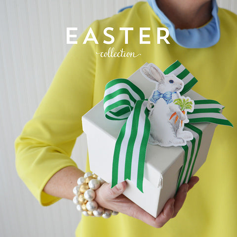 easter paper goods by wh hostess