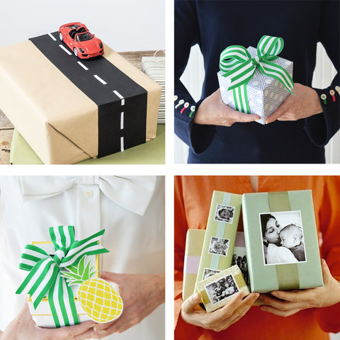 Creative Gift Wrapping Ideas For Kids