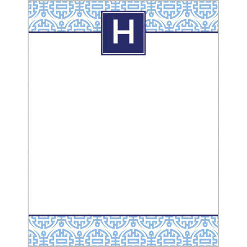 Happiness Personalized Notepad - More Color Options