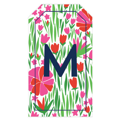 Tulips Personalized Gift Tags