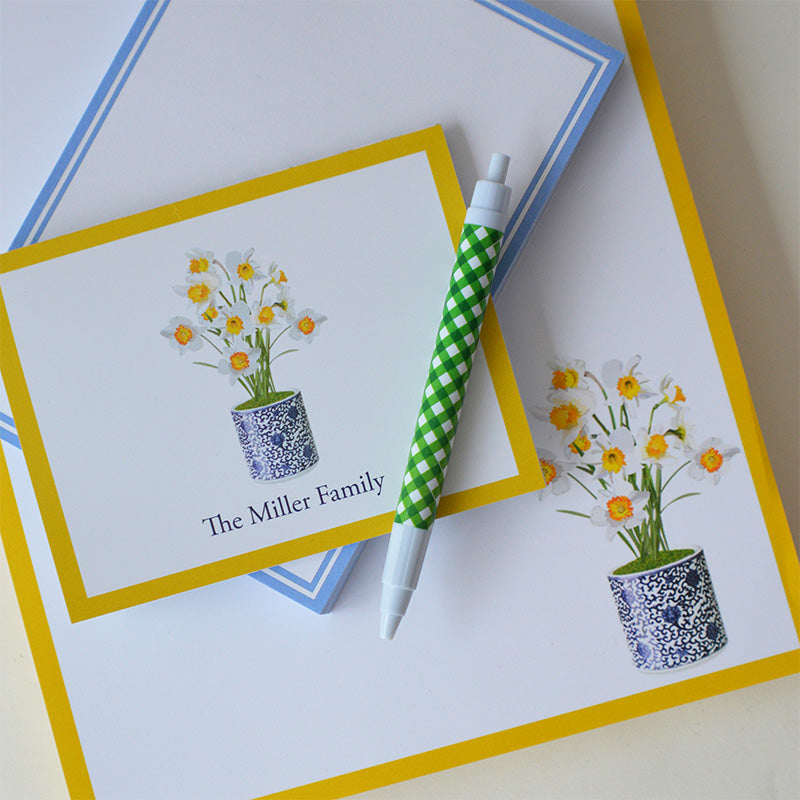spring notepads