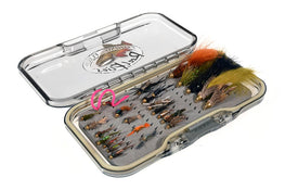24 Deadliest Trout Fly Selection