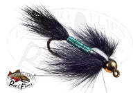 Reelflies Black And Blue Copper Nymph