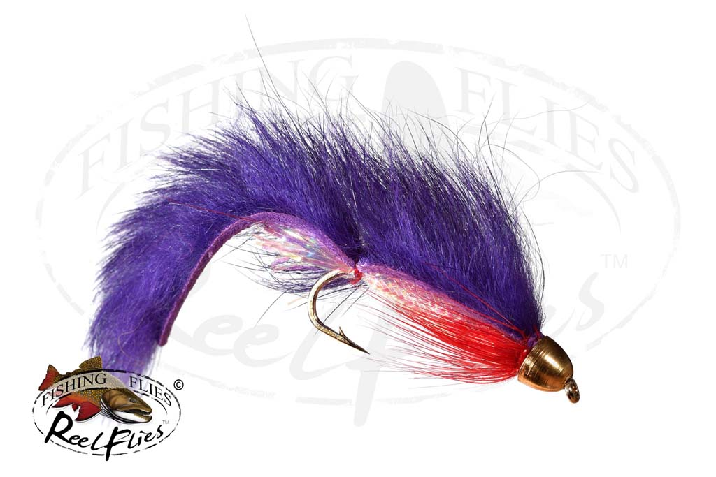 Conehead Zonker Weighted Purple