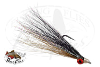 Clouser Minnow Olive Black