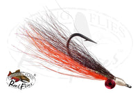 Clouser Orange Brown