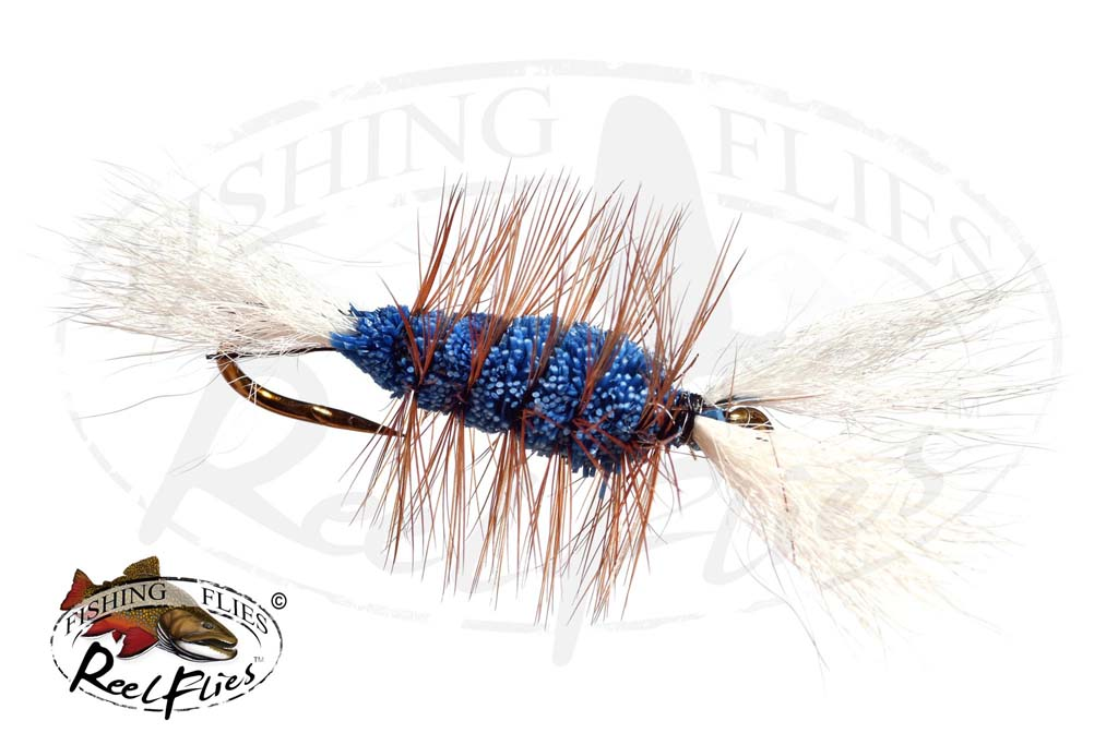 Bomber Labatt Blue Body Split Wing White Head Tail