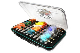 20 Tarpon Saltwater Fly Selection