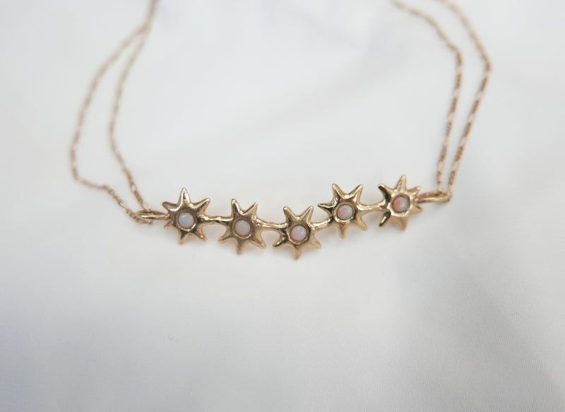 Constellations choker