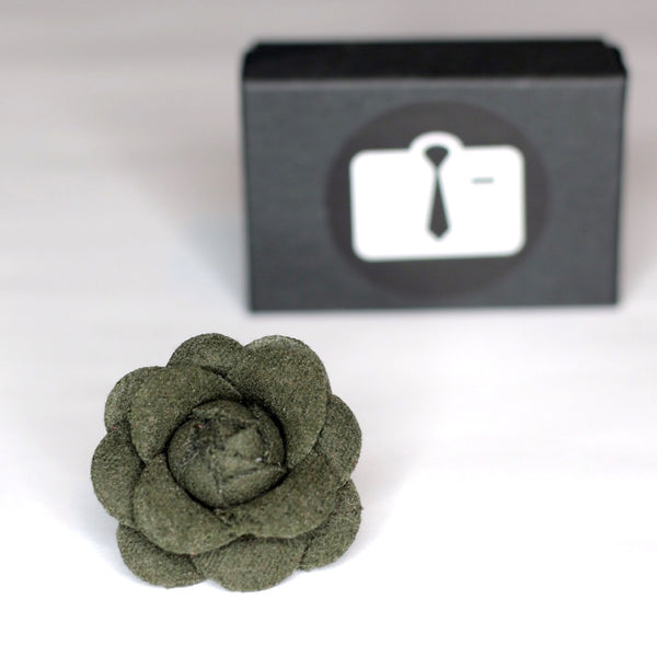 Army Green Suede ColourBud