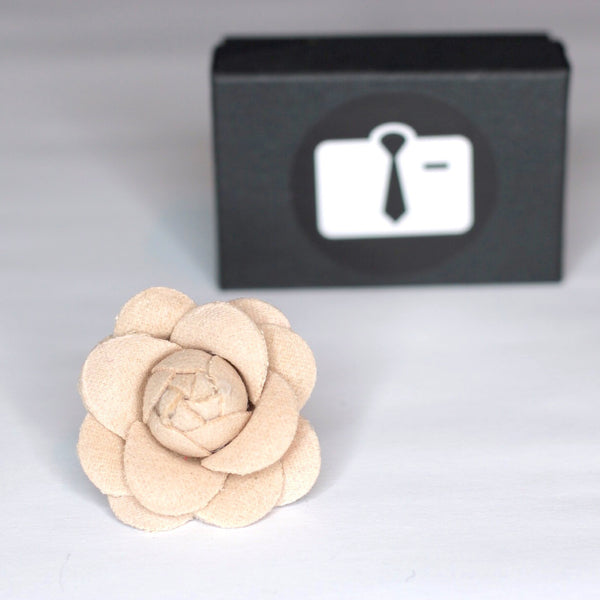 Ivory Suede ColourBud