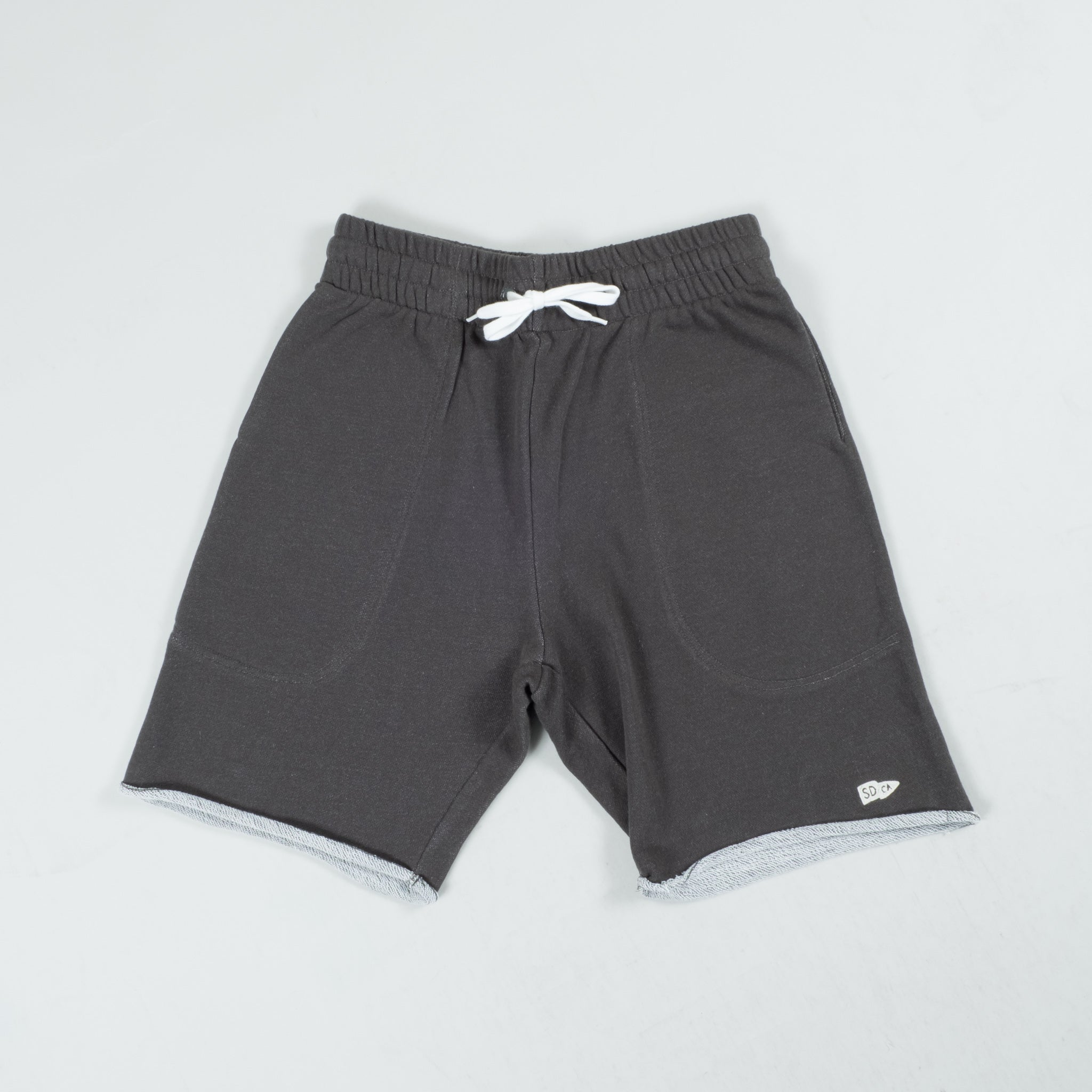 San Diego Collection / Fleece Shorts Steel