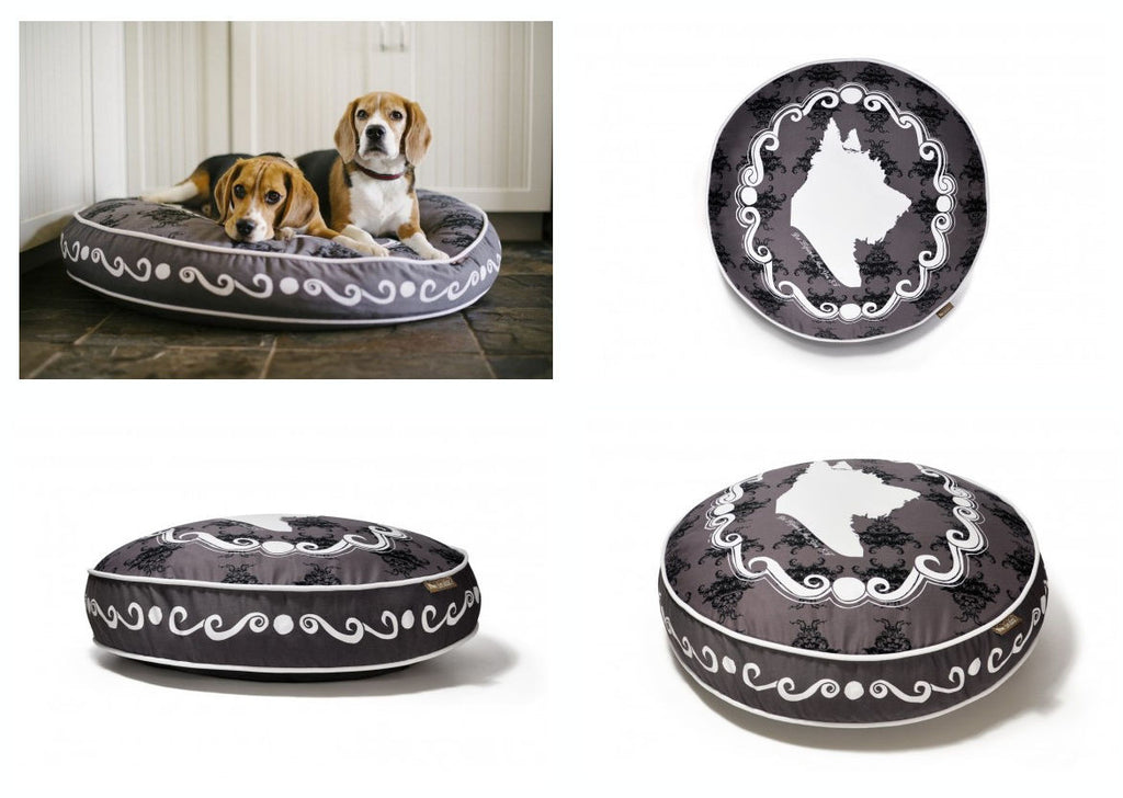The P.L.A.Y. Cameo Designer Dog Bed