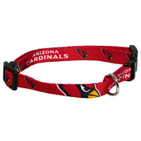 Arizona Cardinals Dog Collar - FurMinded