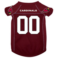 Arizona Cardinals Dog Jersey - FurMinded