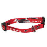 Atlanta Falcons Dog Collar - FurMinded