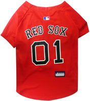 Boston Red Sox Dog Jersey - FurMinded