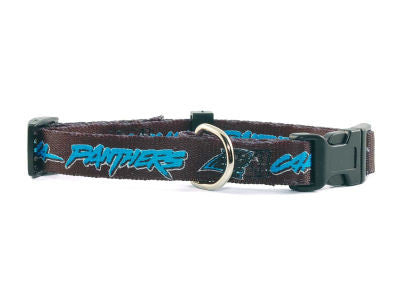 Carolina Panthers Dog Collar - FurMinded