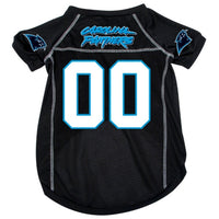 Carolina Panthers Dog Jersey - FurMinded