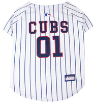 Chicago Cubs Dog Jersey - FurMinded