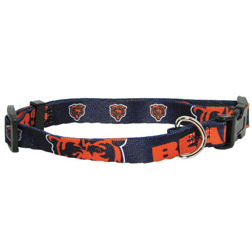 Chicago Bears Dog Collar - FurMinded