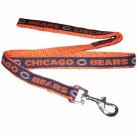 Chicago Bears Dog Leash - Ribbon - FurMinded