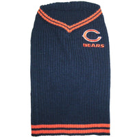 Chicago Bears Dog Sweater - FurMinded
