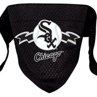 Chicago White Sox Mesh Dog Bandana - FurMinded