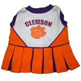 Clemson Tigers Cheerleader Dog Dress - FurMinded
