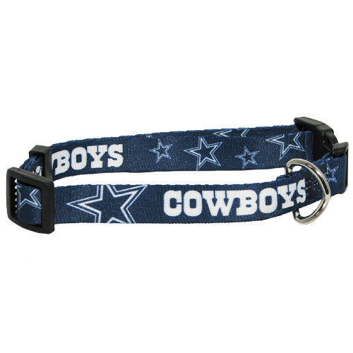 Dallas Cowboys Dog Collar -FurMinded