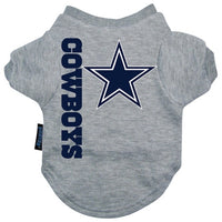 Dallas Cowboys Dog T-Shirt - FurMinded