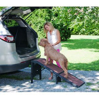 Pet Step - Free Standing Pet Ramp (Extra Wide) - FurMinded