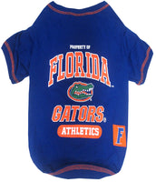 Florida Gators Dog T-Shirt - FurMinded