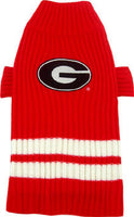 Georgia Bulldogs Dog Sweater - FurMinded