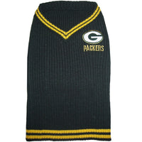 Green Bay Packers Dog Sweater - FurMinded