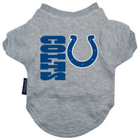 Indianapolis Colts Dog T-Shirt - FurMinded