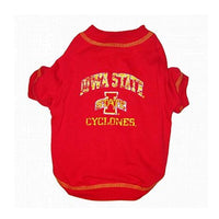Iowa State Cyclones Dog T-Shirt - FurMinded